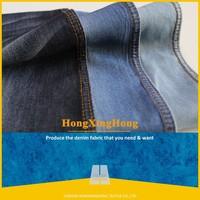 NO.ST-8202 100 cotton african shirting textile denim fabric manufacturers