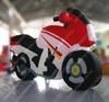 Inflatable advertising model, motorbike, motorcycle