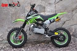 Cheap China bike 49cc mini dirt bike 2 stroke engine 50cc motorbikes for kids