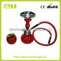 promoción de vidrio bong vidrio tubería de agua e t903 shisha