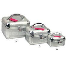 Full set of Acrylic cosmetics makeup case