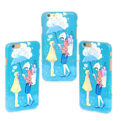 3D Sublimation Blank Cell Phone Cases for iPhone 6
