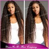 """2015 Hot Sale Top Quality! 32"""" #1b kinky curly extra long virgin mongolian virgin front lace wig for black women"""