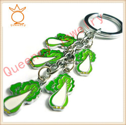 New Fashion Cute Charm Ring Keyfob Gift Pendent Motorcycle Motor Lovely Keyring