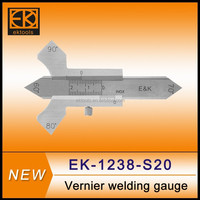 0-20mm welding measure depth gauge