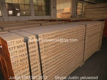 china wbp glue lvl plywood for outdoor