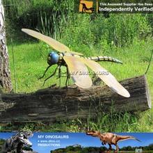 modelo de juguete de los animales libelulas lifesized de los animales