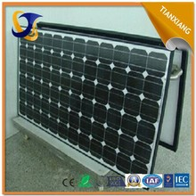 hot sell in middle east amorphous silicon solar panel