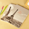 High quality customized Softcover Spiral notebook