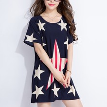 fashion spring summer China cheap promotional polyester t shirt
