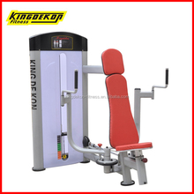 Pec Fly fitness equipment dimensions