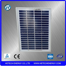 12v 5w solar panel polycrystalline from manufacturer in China