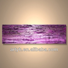 New arrival handmade abstract canvas painting wholesale