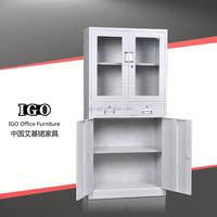 IGO-008-1 Commercial Furniture lemari arsip silding metal file cabinet