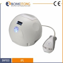 Portable rf beauty machine with two different bipolar rf head