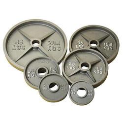 Cast Iron Olympic Plates