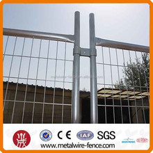Anping galvanized temporary movable pool fence low price
