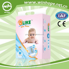 2015 Best Selling Products Super Soft Disposable Baby Diaper Manufacturers In China