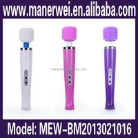Japanese AV Sex Toys Powerful Vibrator 25 Speed Touchness Magic Hand Massager