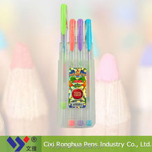 Colored ink glitter gel ink pen WY-STE