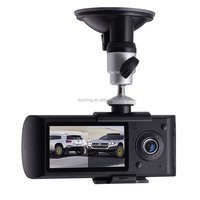 Ideal taxi camera system dual lens