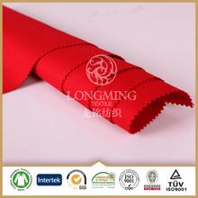shaoxing venta al por mayor tela barata anti-pídora 100% poliéster tela pesada polilana para chaqueta de invierno