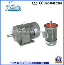 Casr Iron body Y series three-phase asynchronous shaded pole motor