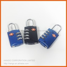 Quality TSA Safe Multi Combination TSA Lock With Logo Printing