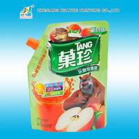 Nice Healthy, Spout Pouch Plastic Drinking Water Bag, Spout Pouch for Fruit Juice, Spout Water Pouch