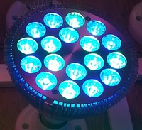 top sale super power e27 18w plant growing lamp par light for coca seed
