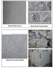 Lava stone product