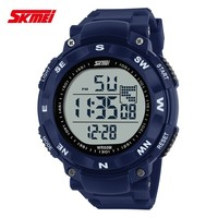 China factory supplied big discount watch for sport man,custom logo