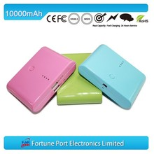 10000mah Universal Battery Charger Telephone Portable Power Bank