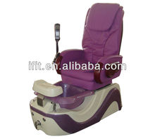 Nail Salon Pedicure Foot Spa Chair With MP3