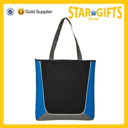 2015 Europe and America most popular eco friendly polyester shopping bag for men and women