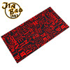 Fashion multifunctional hair accessories printing tubular head bandana