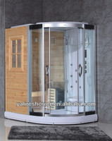 luxury bathroom design indoor sauna room