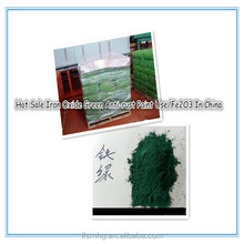Hot Sale Iron Oxide Green Anti-rust Paint Use/Fe2O3 In China