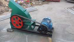 2015 high quality log chipper/wood crusher made in China