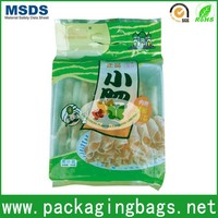 accept cusotm order opp bag packing for food, daily products