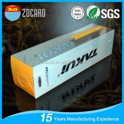 China manufacturer luxury chewing gum packaging
