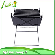 2015Hot Selling Foldable Barbecue Charcoal Grill Indoor&Outdoor Easily Assembled Grill