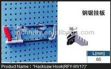 Power rack j hooks, hanging hook, tool hook