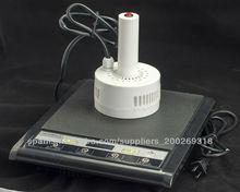 máquina manual del lacre de la inducción del papel de aluminio, máquina de sellado de inducción portátil, máquina de sellado de
