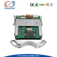 muti-functional card reader for parking equipment access control application to read and write IC chip
