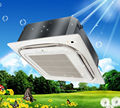 Acondicionador de aire central acondicionador de aire solar híbrido solar aire acondicionado tkfr- 100qw/bp