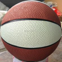 Alibaba china hotsell crazy selling children rubber basketball