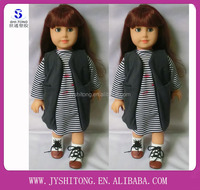 18 inches American Dolls Soft Body,Open and Close Eyes American Girl Dolls