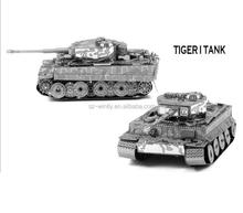 3D puzzle metal jigsaw for kids star wars/big ben/eiffel tower/black pearl/tractor /car/tank/airplain/castle juguetes educativos