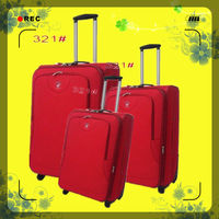 2013 New Arrival Item Soft Eva Trolley Luggage Cases